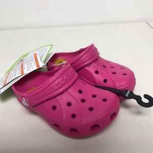Girls Crocs, NWT, Size 8/9 & 1